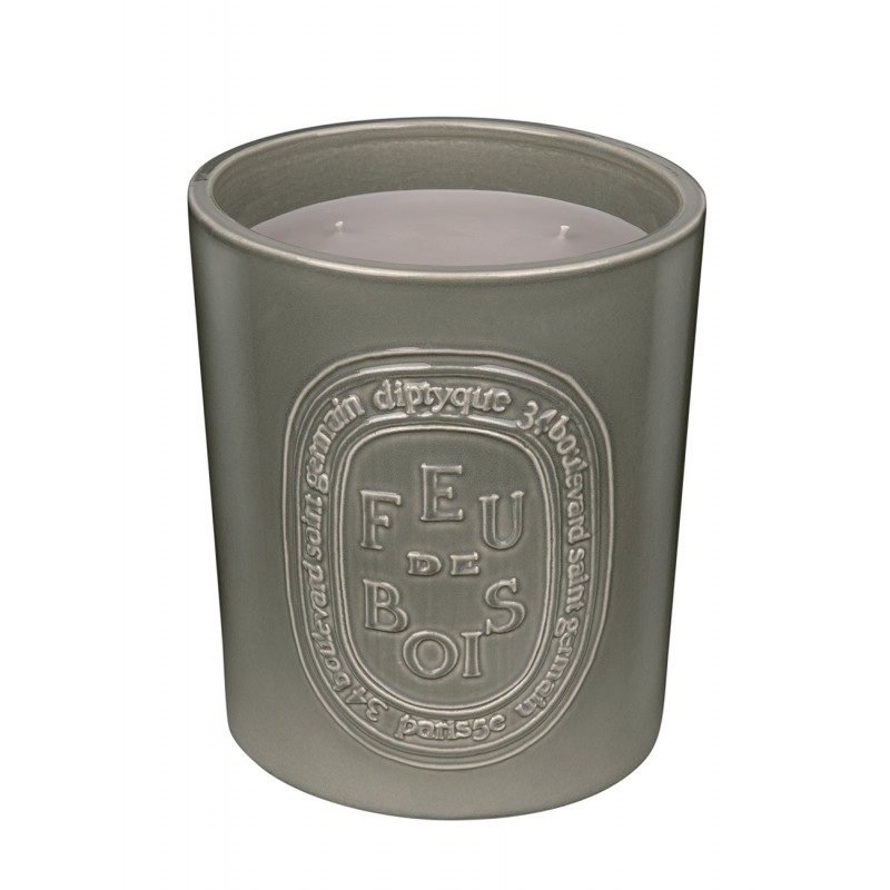 Large Candle Indoor -...