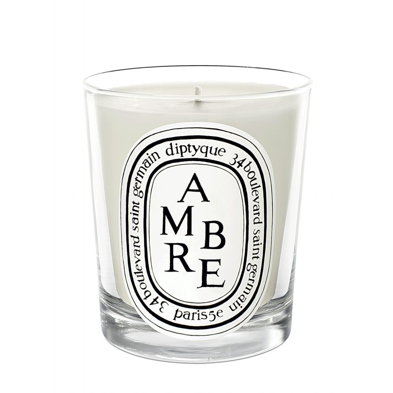 Scented candle Ambre / Amber