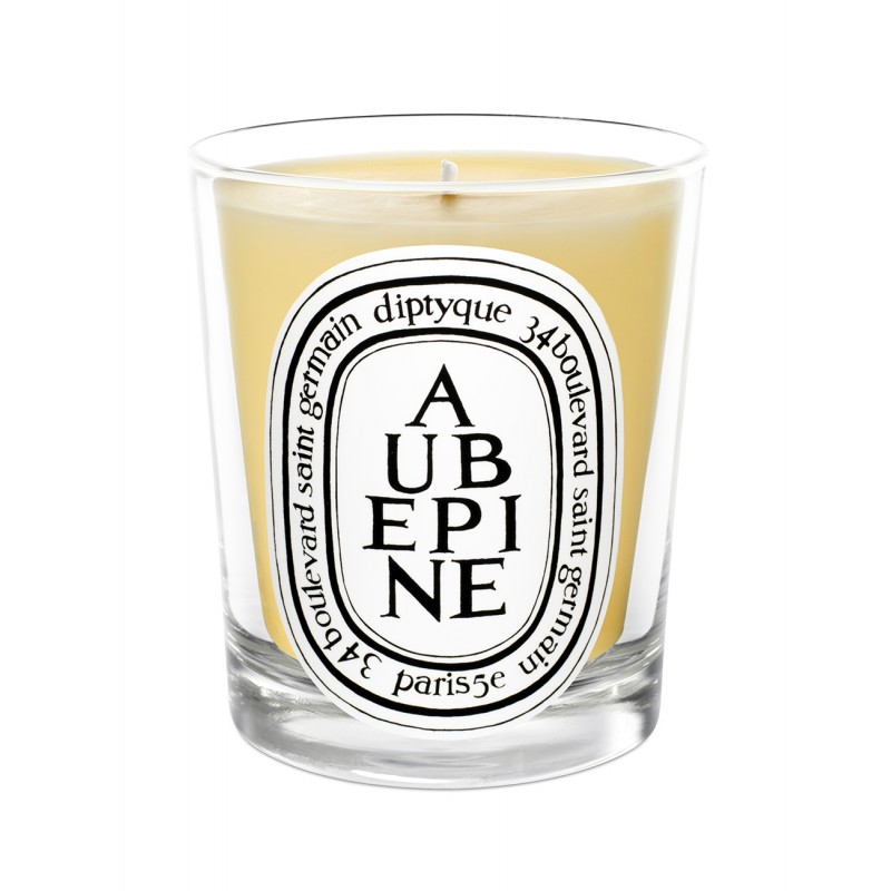 Scented candle Aubépine /...