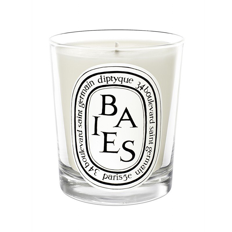 Scented candle Baies / Berries