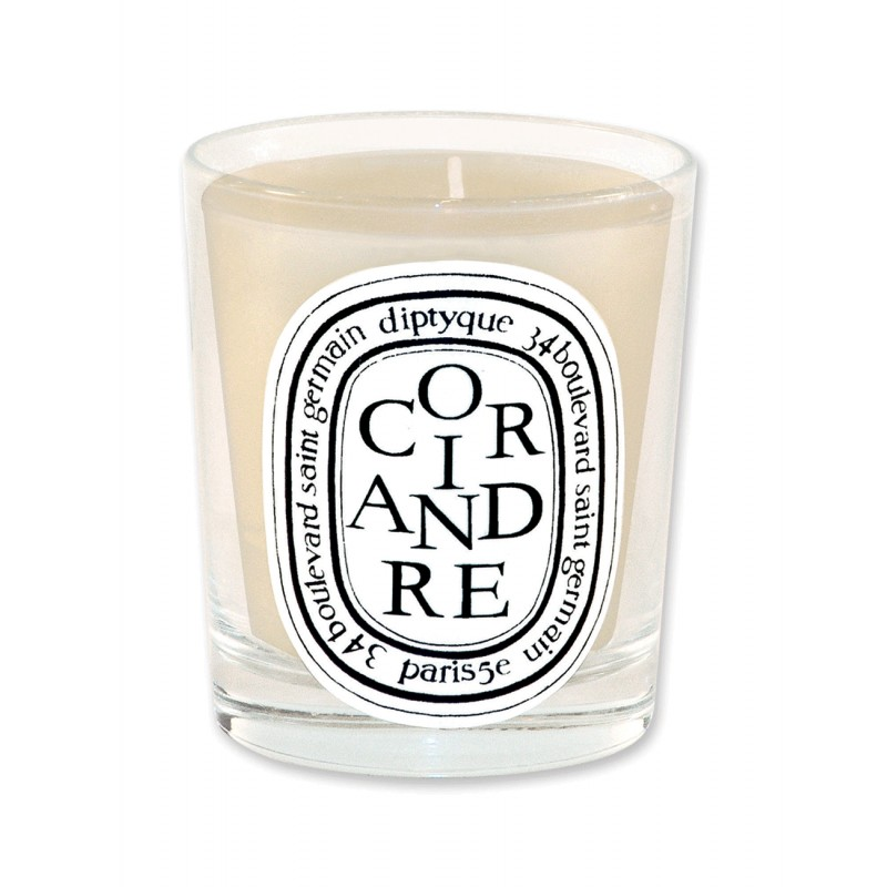 Scented candle Coriandre
