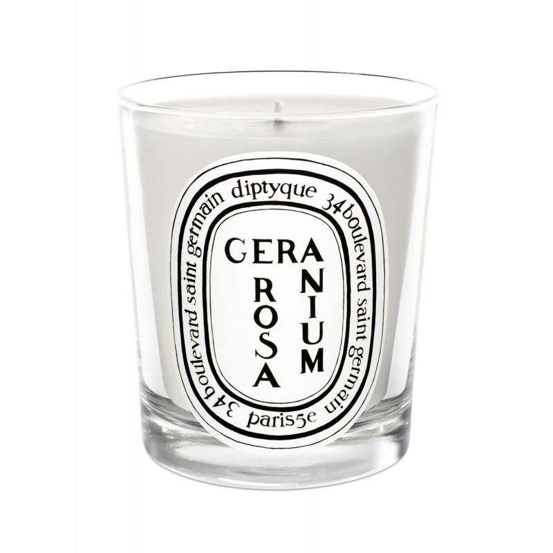 Scented candle Géranium...