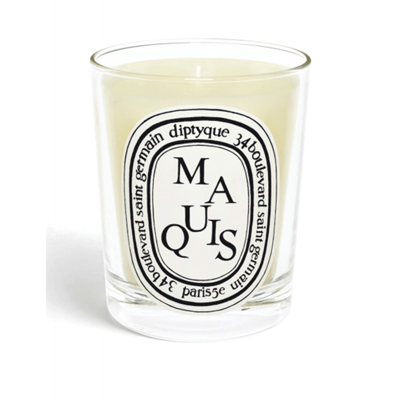 Scented candle Maquis /Scrub