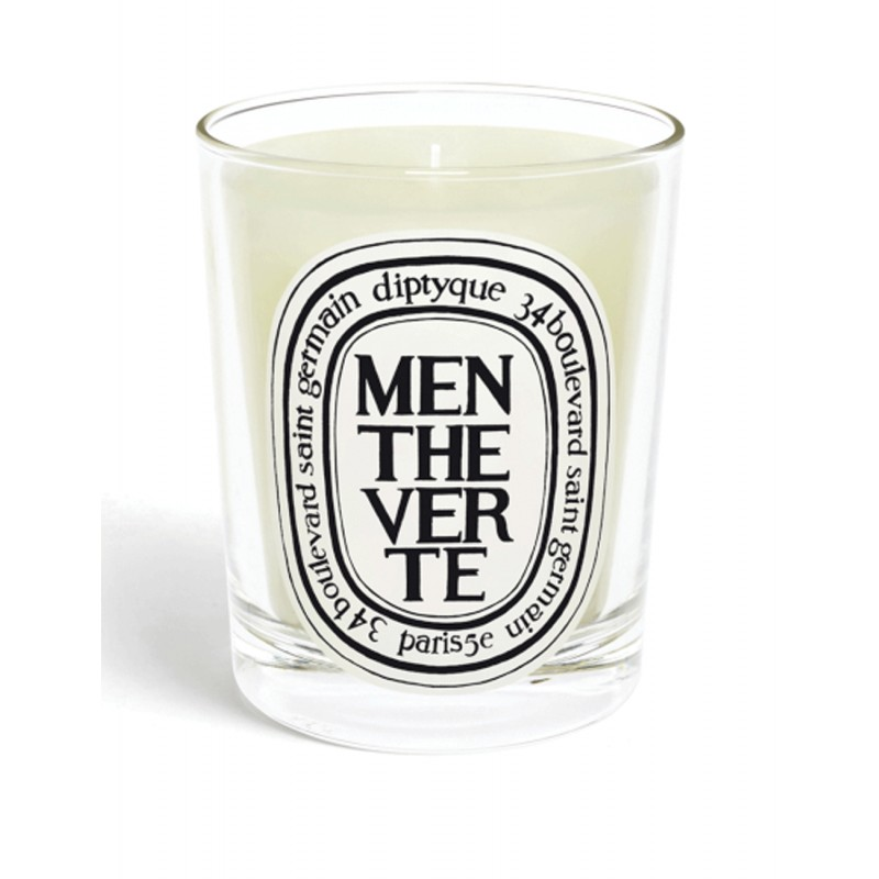 Scented candle Menthe Verte...
