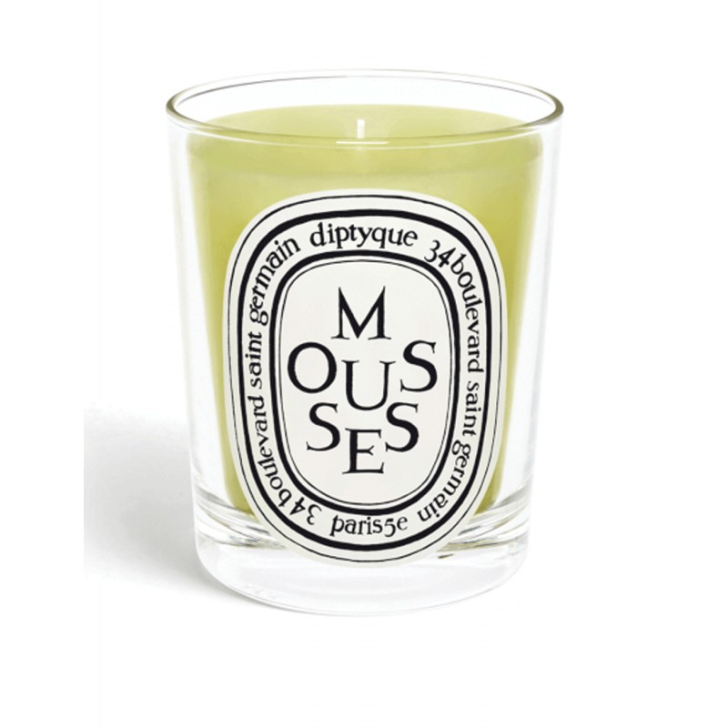 Scented candle Mousses / Moss