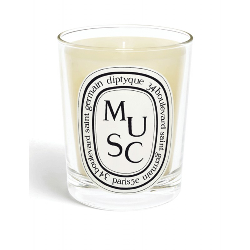 Scented candle Musc / Musk
