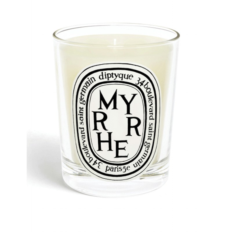 Scented candle Myrrhe / Myrrh