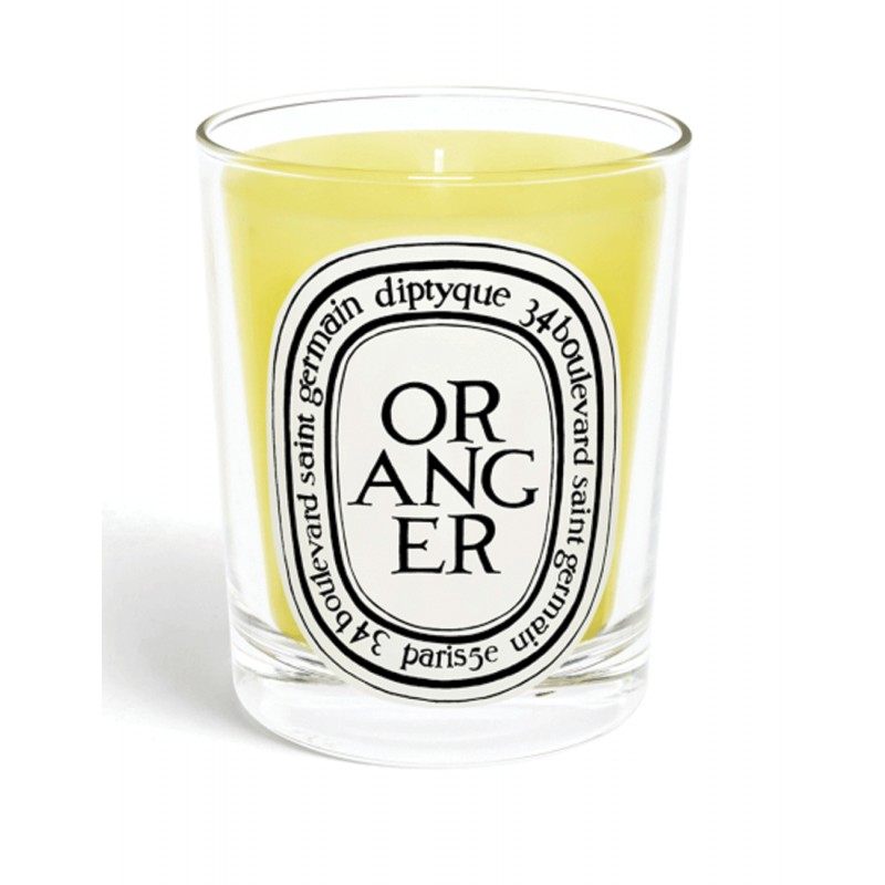 Scented candle Oranger /...