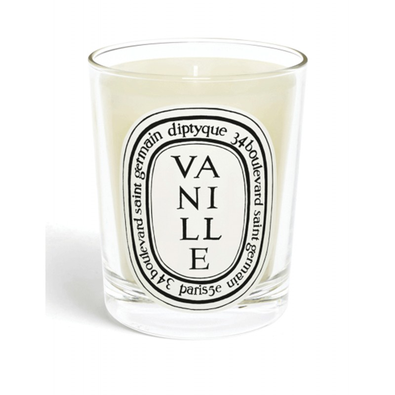 Scented candle Vanille