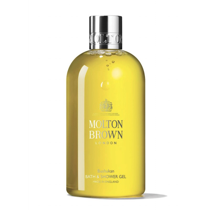 Bushukan Bath - Shower Gel