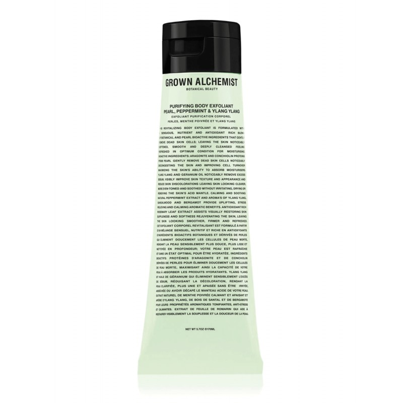 Purifying Body Exfoliant:...
