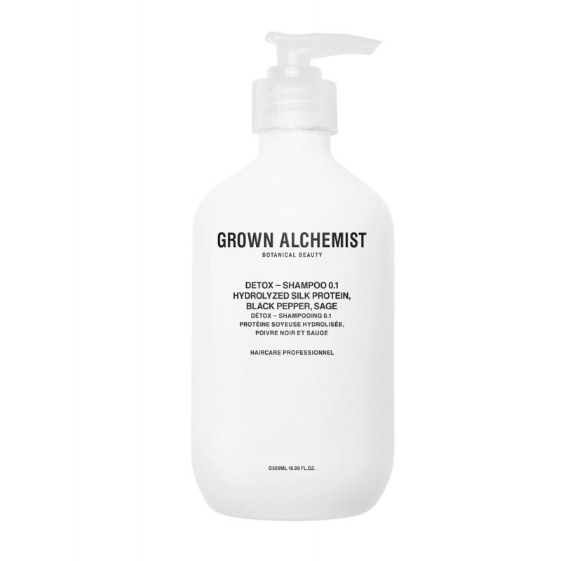 Detox - Shampoo 0.1  500mL