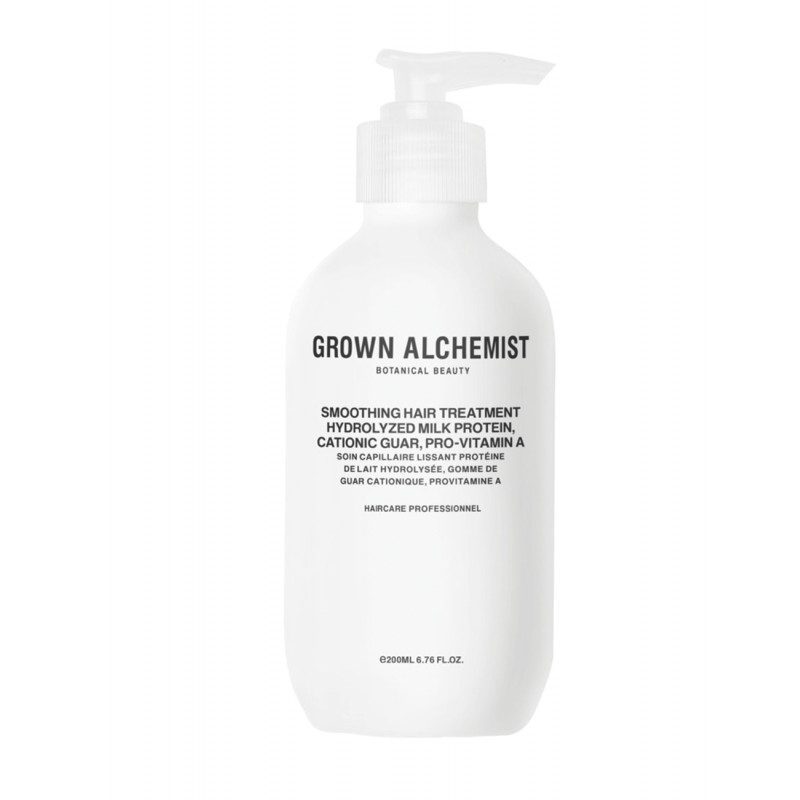Smoothing Hair Treatment:...