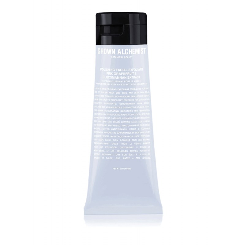Polishing Facial Exfoliant:...