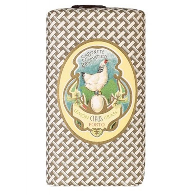 Chicken Lemongrass Soap