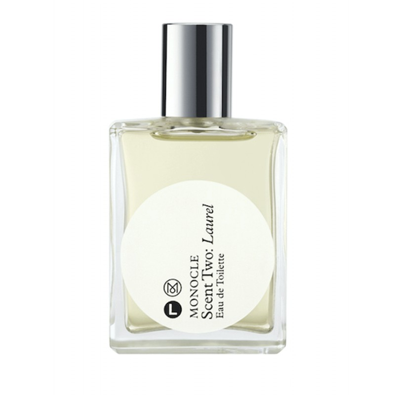 Monocle Laurel - Eau de...