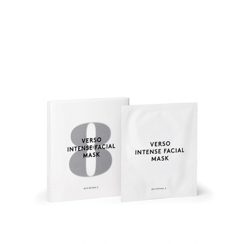 Intense Facial Mask single