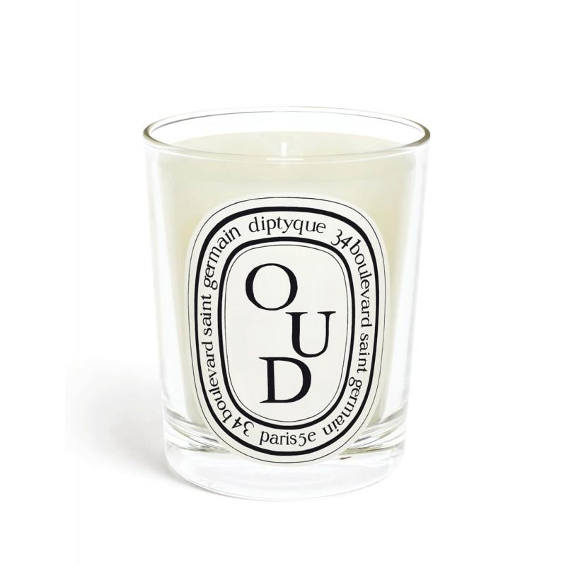 Bougie parfumée Oud