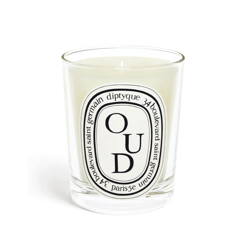 Scented candle Oud