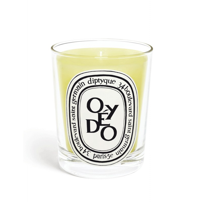 Scented candle Oyédo