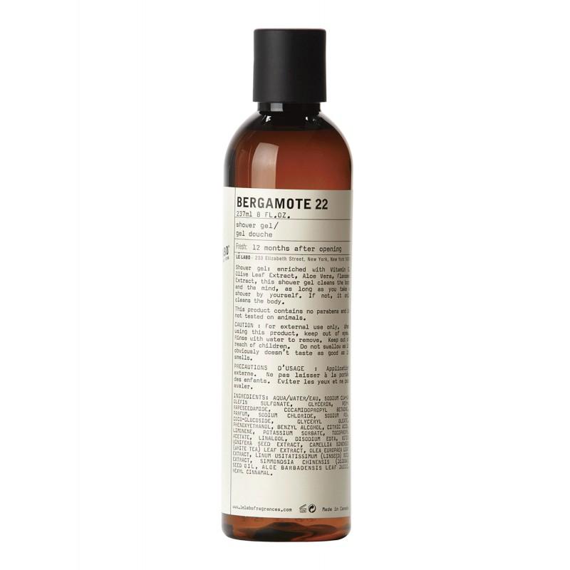 Bergamote 22 - Shower Gel