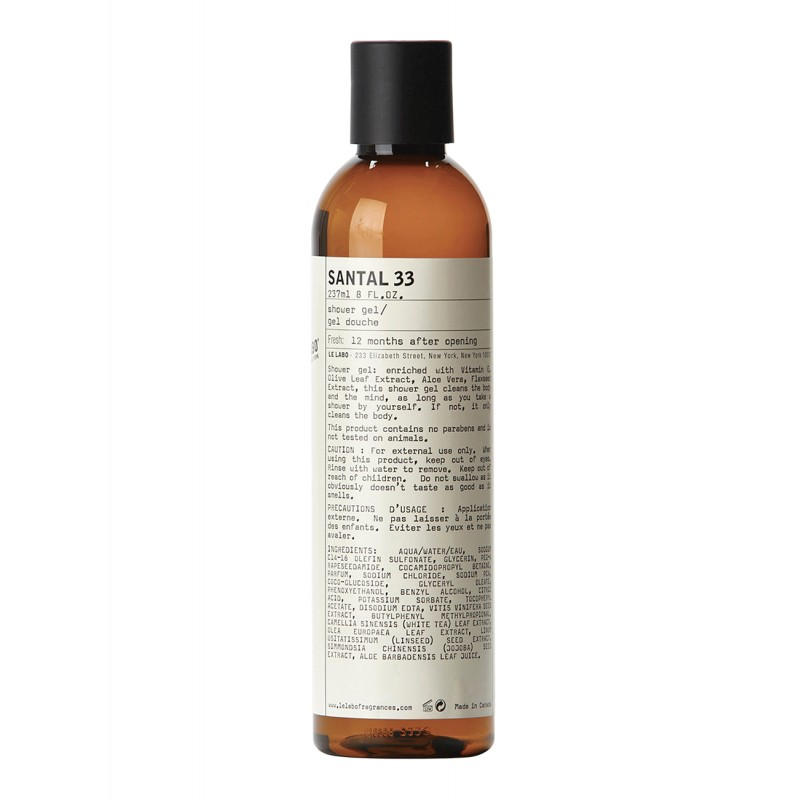Santal 33 - Shower Gel